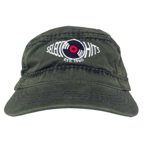 Select-O-Hits MCV Cobra Military Cap
