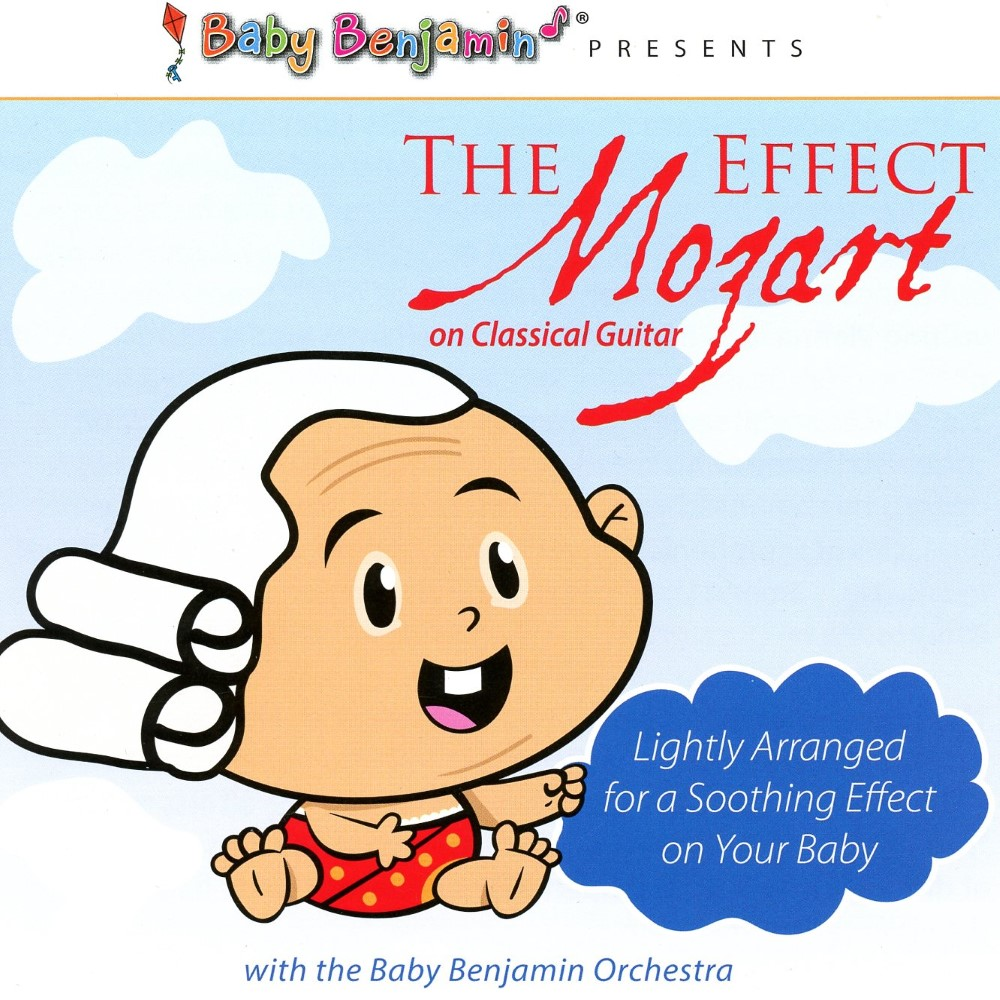 Baby Smart With Mozart   Select-O-Hits ad22928c790