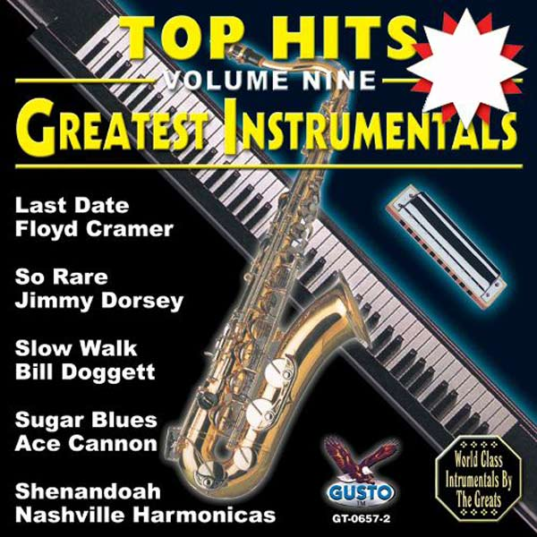 Top Hits, Volume 9: Greatest Instrumentals (CD-5)