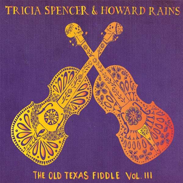 The Old Texas Fiddle, Vol. III