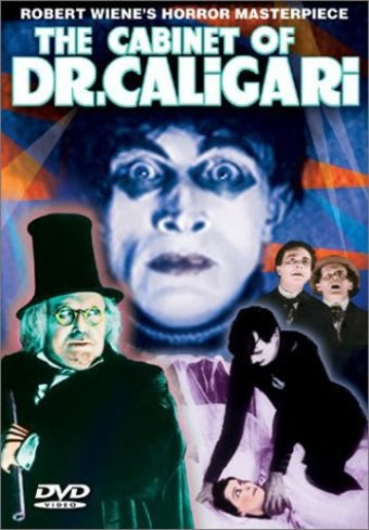 The Cabinet Of Dr. Caligari (DVD)