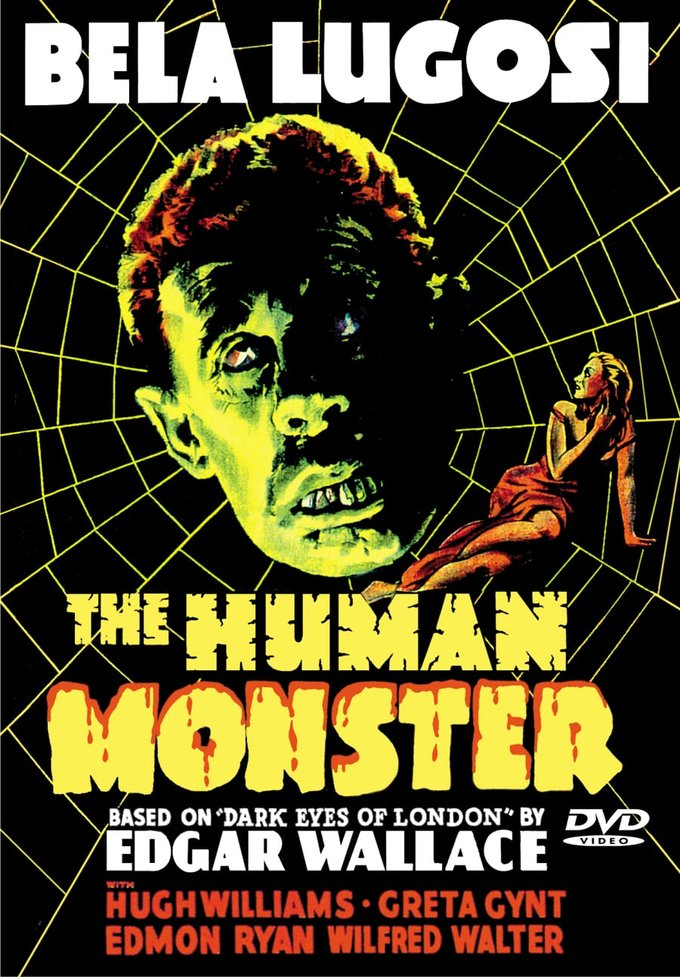The Human Monster (DVD)