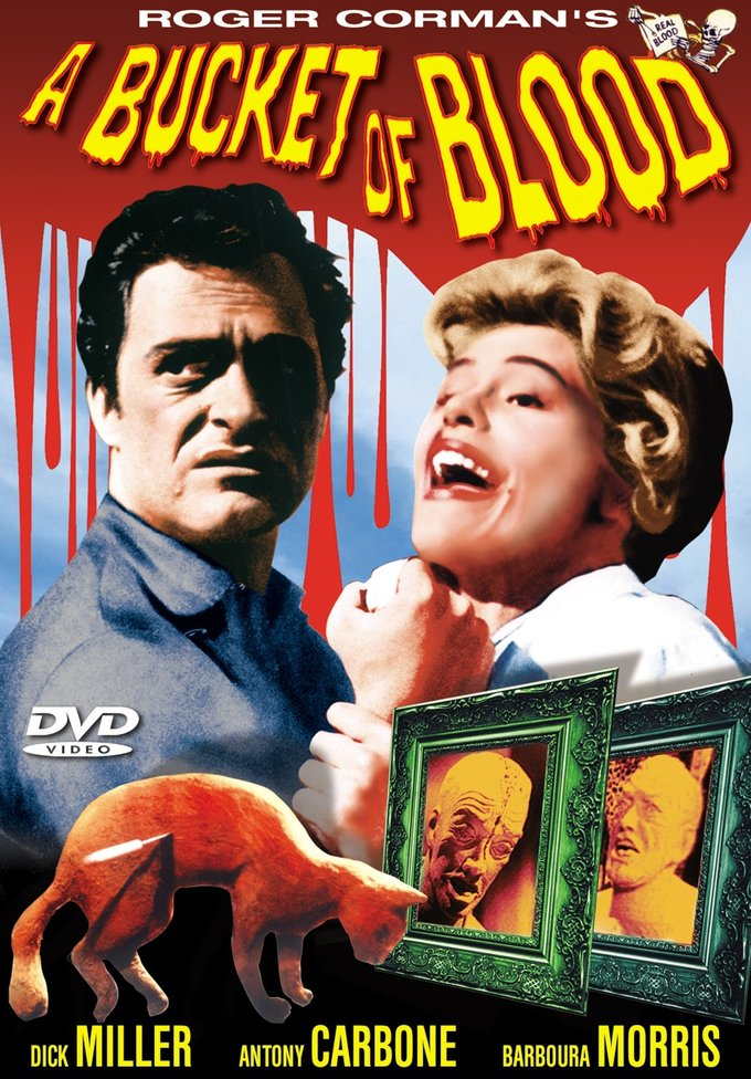 A Bucket Of Blood (DVD)