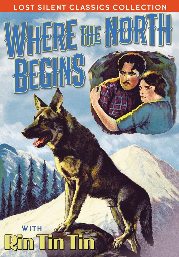 Where The North Begins (DVD)