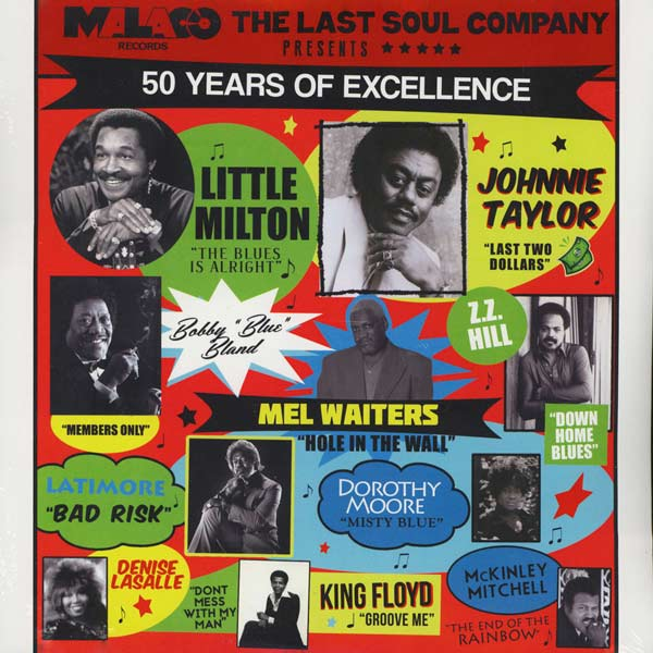 50 Years Of Excellence (Vinyl)