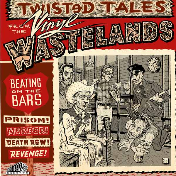 Beating On The Bars: Twisted Tales From The Vinyl Wastelands (LP)