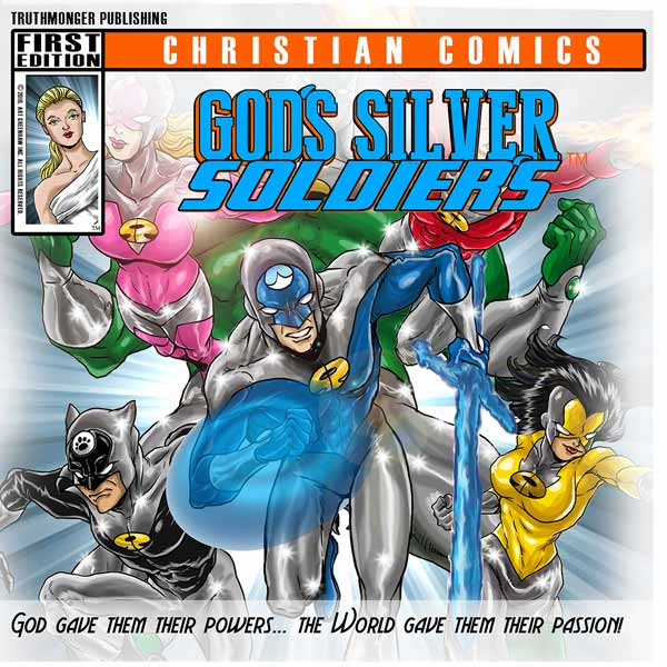 God's Silver Soldiers: The Visual Novel Soundtrack Album