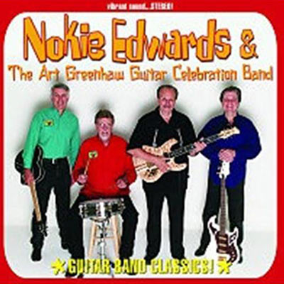Guitar Band Classics (Feat. The Art Greenhaw Celebration Band