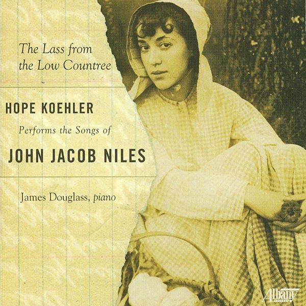 John Jacob Niles: The Lass From the Low Countree : Select-O-Hits