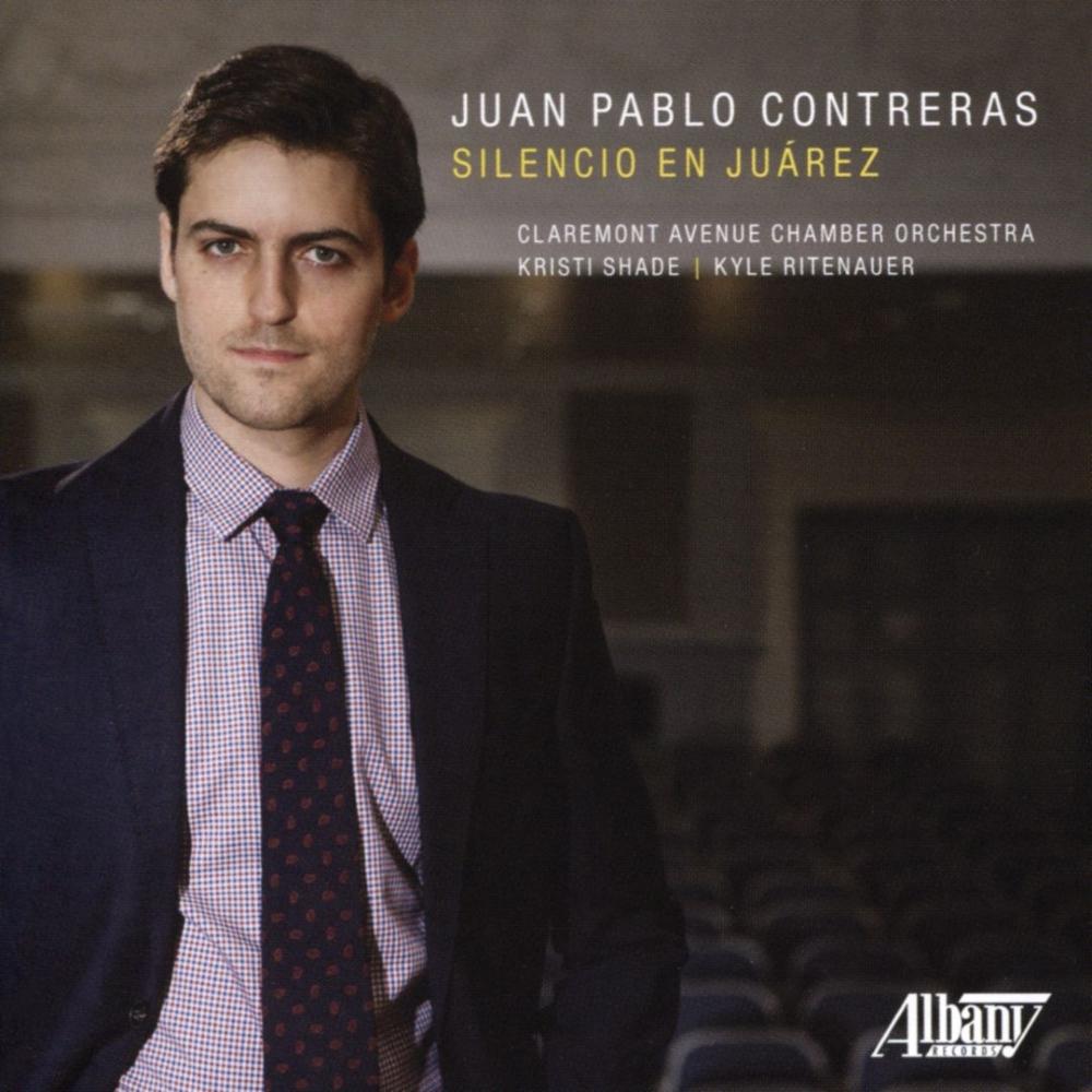 Juan Pablo Contreras: Silencio en Juárez : Select-O-Hits