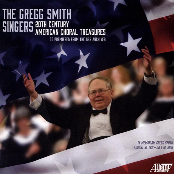 20th Century American Choral Treasures (2 CD)