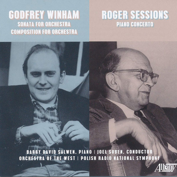 Godfrey Winham / Roger Sessions: Orchestral Works