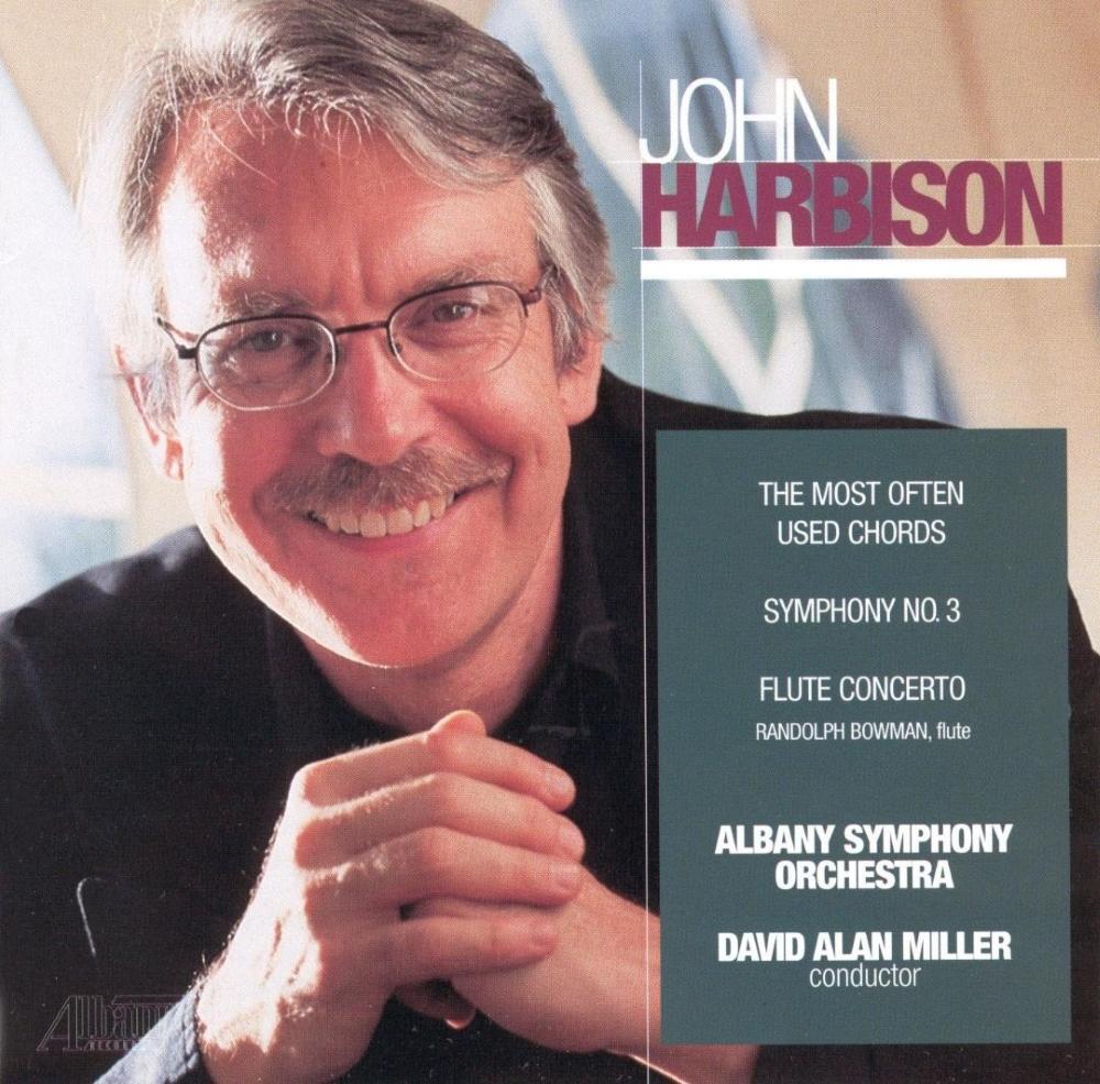 John Harbison Orchestral Works Select O Hits