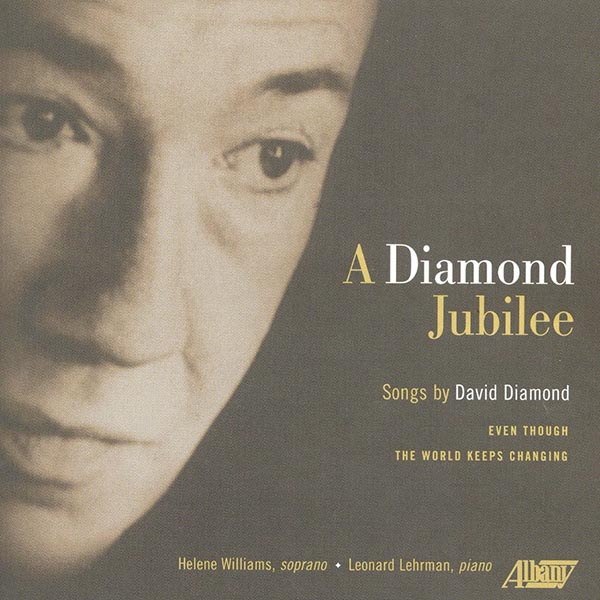 A Diamond Jubilee: Songs By David Diamond