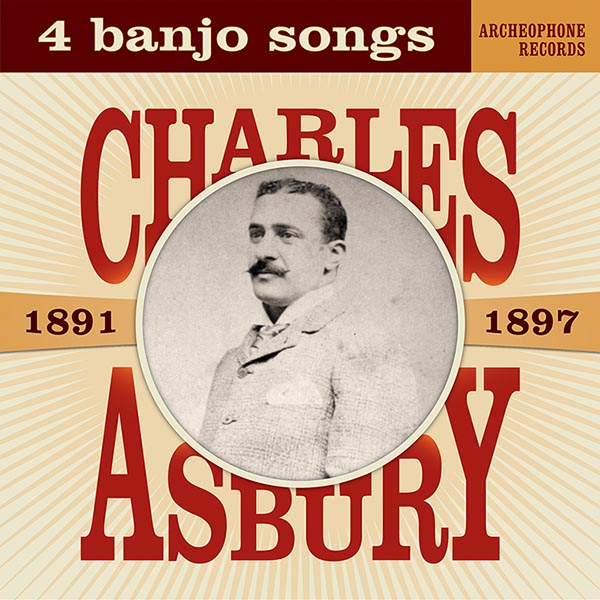 4 Banjo Songs: 1891-1897 (45 RPM)