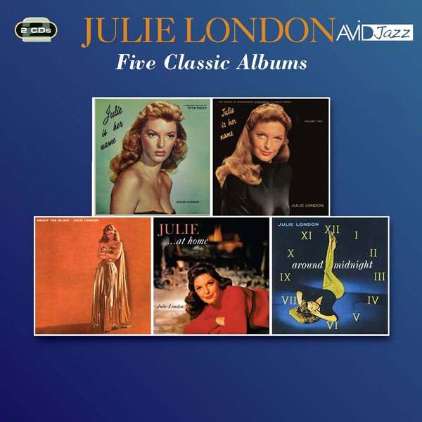 Five Classic Albums: Julie Is Her Name / Julie Is Her Name, Vol. 2 / About The Blues / Julie ...At Home / Around Midnight (2 CD)