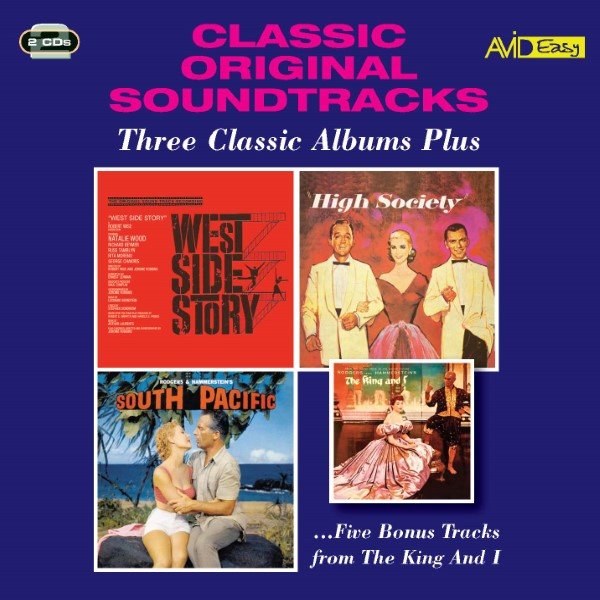 Classic Original Soundtracks: Three Classic Albums Plus