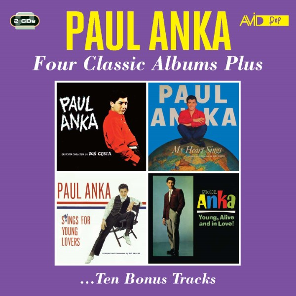 Four Classic Albums Plus ...Ten Bonus Tracks