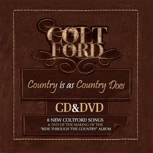 Country Is As Country Does (CD & DVD)