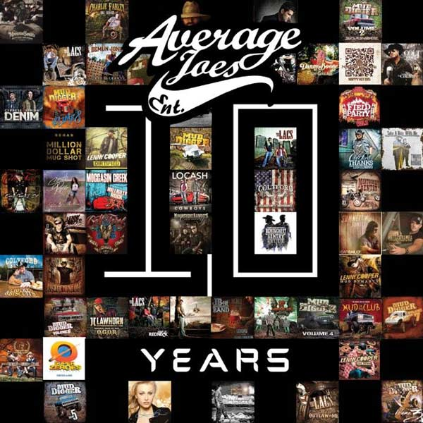 Average Joes Ent.: 10 Years - Click Image to Close
