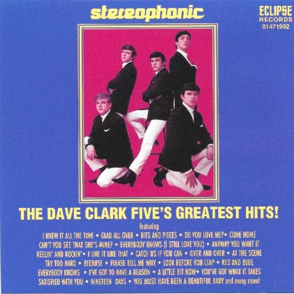 The Dave Clark Five's Greatest Hits!