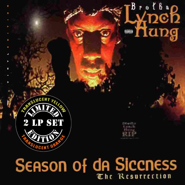 Season Of Da Siccness (2 LP)