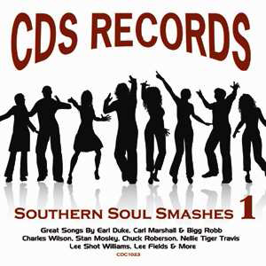 CDS Records Southern Soul Smashes 1