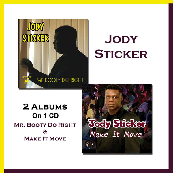 2 Albums On 1 CD: Mr. Booty Do Right & Make It Move