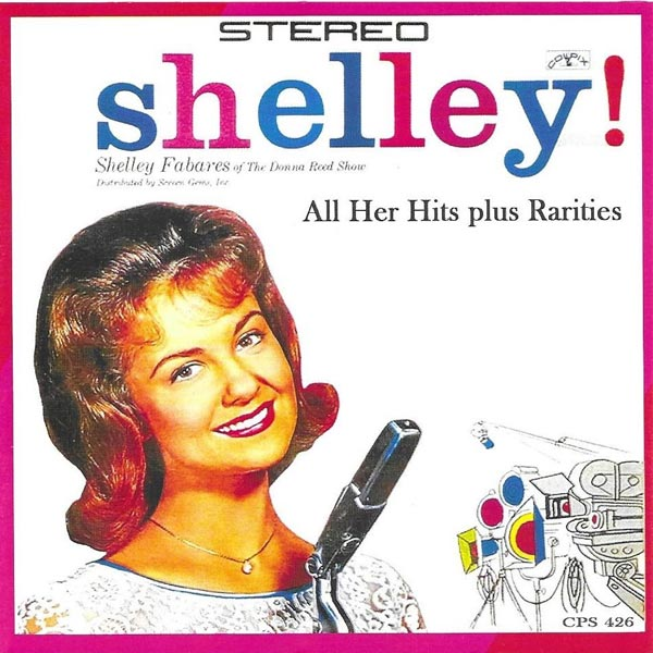 Shelley! All Her Hits plus Rarities