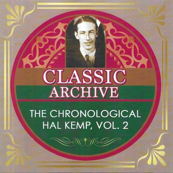 The Chronological Hal Kemp, Vol. 2