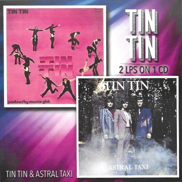 2 LPs on 1 CD: Tin Tin / Astral Taxi