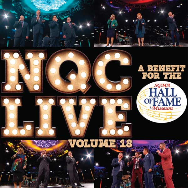 NQC Live, Volume 18 (DVD+CD)