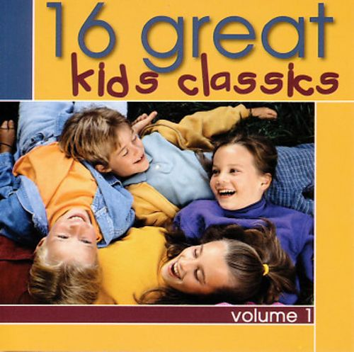 16 Great Kids Classics, Volume 1
