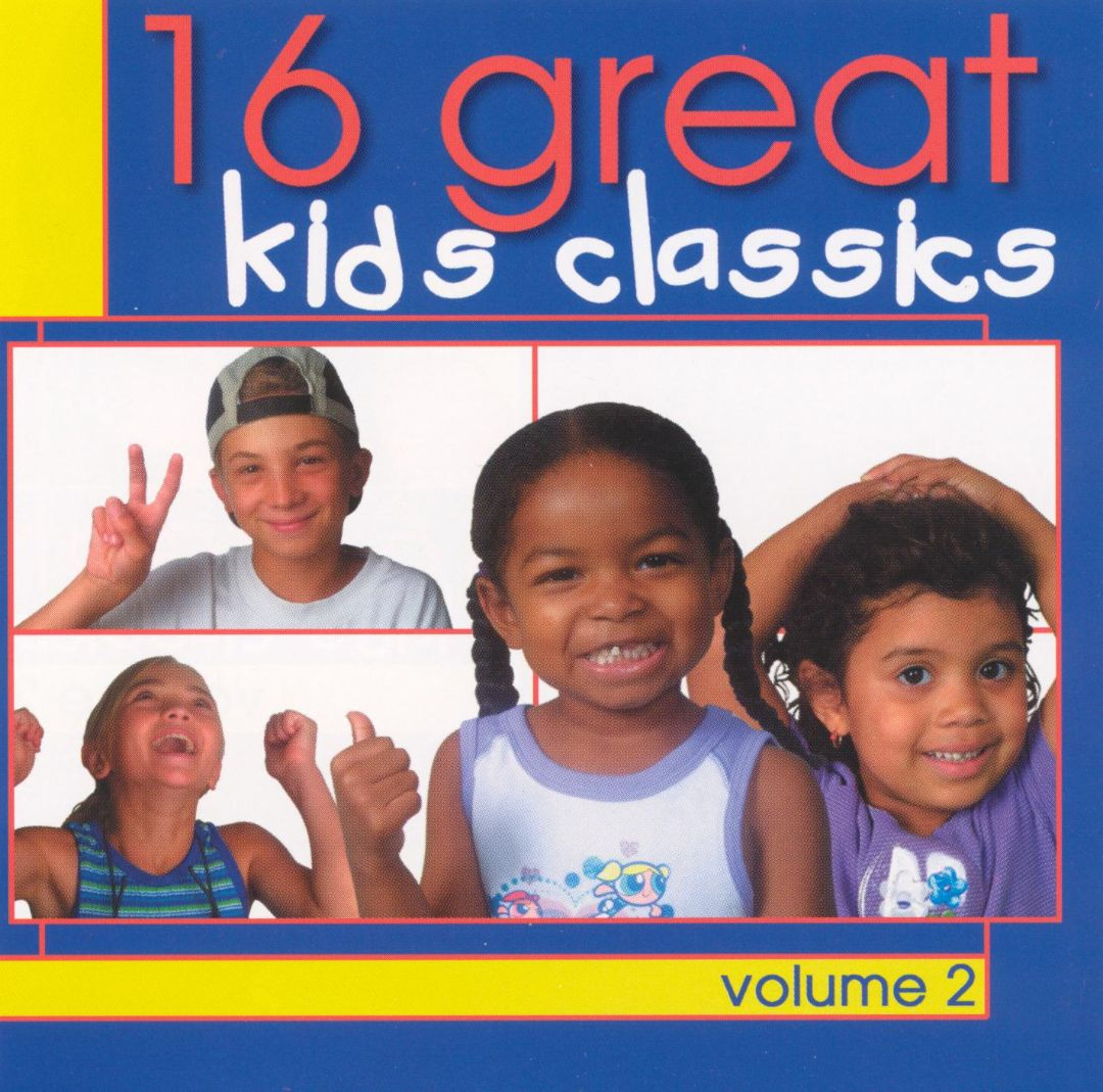16 Great Kids Classics, Volume 2