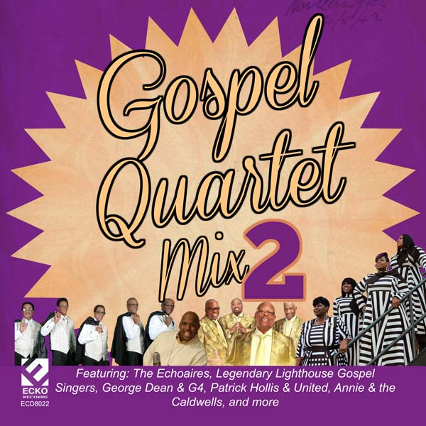 Gospel Quartet Mix, Volume 2