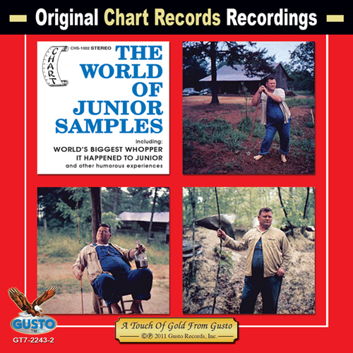 World of Junior Samples