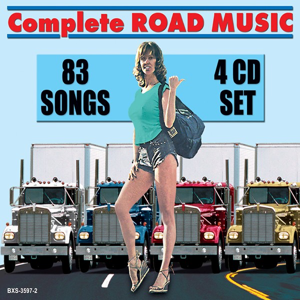 Complete Road Music (4 CD)