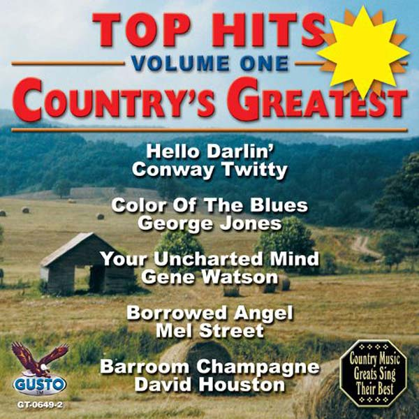 Top Hits, Volume 1: Country's Greatest (CD-5)