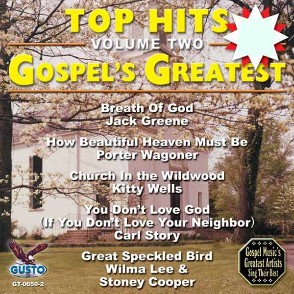Top Hits, Volume 2: Gospel's Greatest (CD-5)