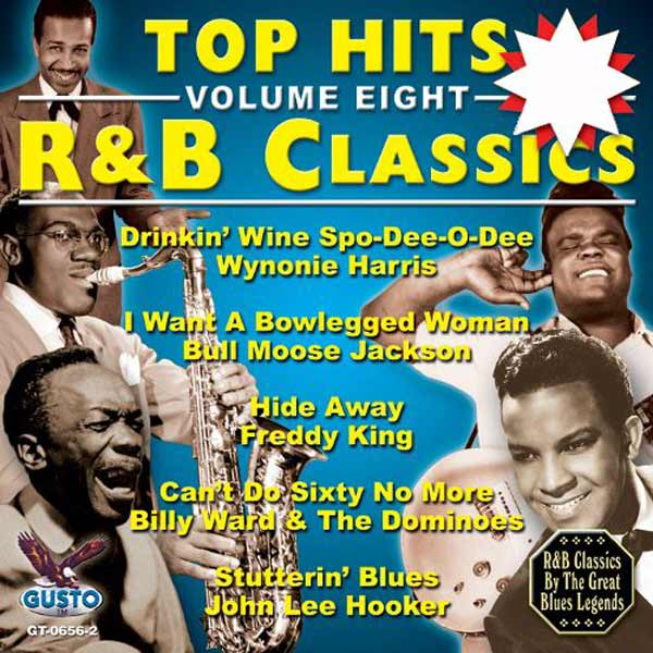 Top Hits, Volume 8: R&B Classics (CD-5)