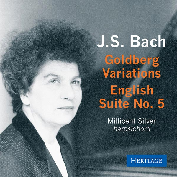 J.S. Bach: Goldberg Variations And English Suite No. 5