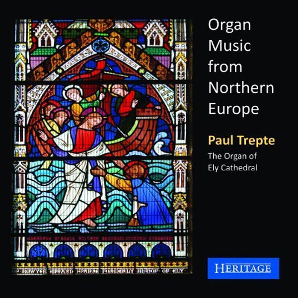 Organ Music From Northern Europe