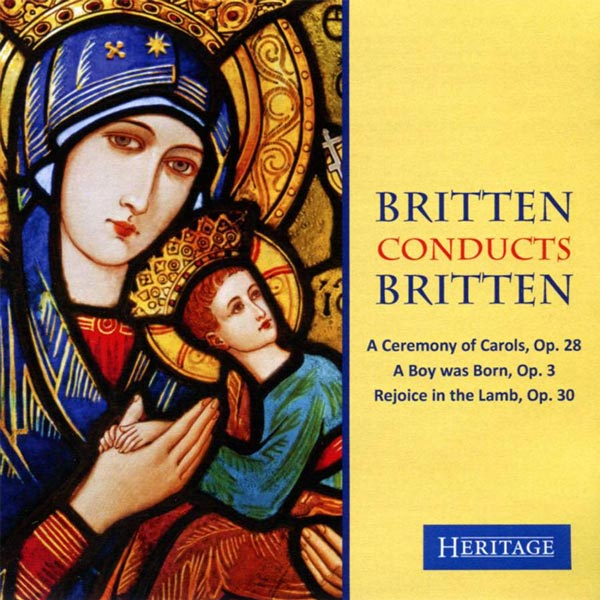 Britten Conducts Britten : Select-O-Hits