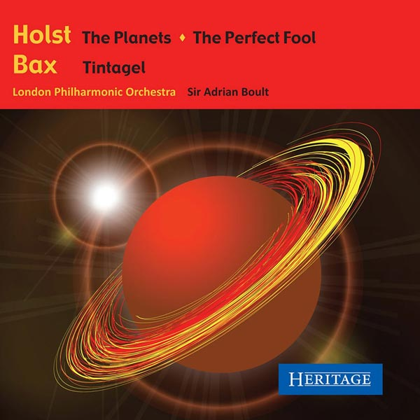 Holst: The Planets, The Perfect Fool / Bax: Tintagel