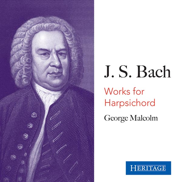 J. S. Bach: Works For Harpsichord