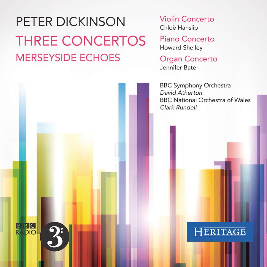 Peter Dickinson: Three Concertos : Select-O-Hits
