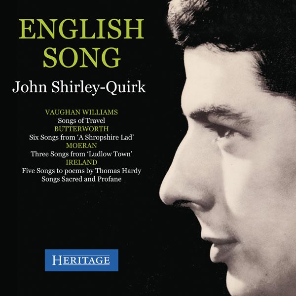 English Song: John Shirley-Quirk : Select-O-Hits