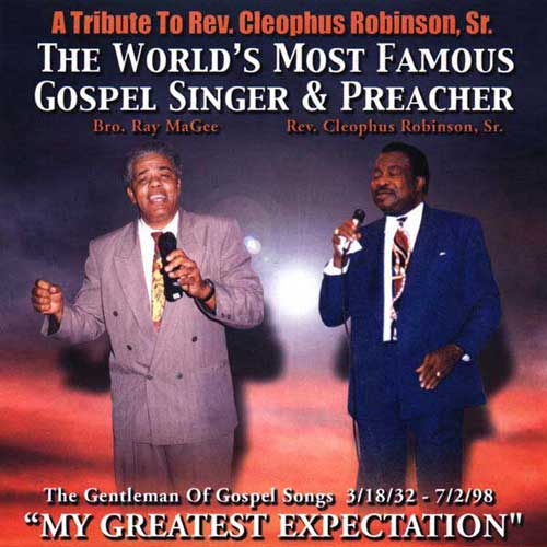 The World's Most Famous Gospel Singer & Preacher: A Tribute To Rev