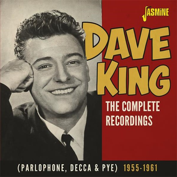 The Complete Recordings: Parlophone, Decca & Pye 1955-1961