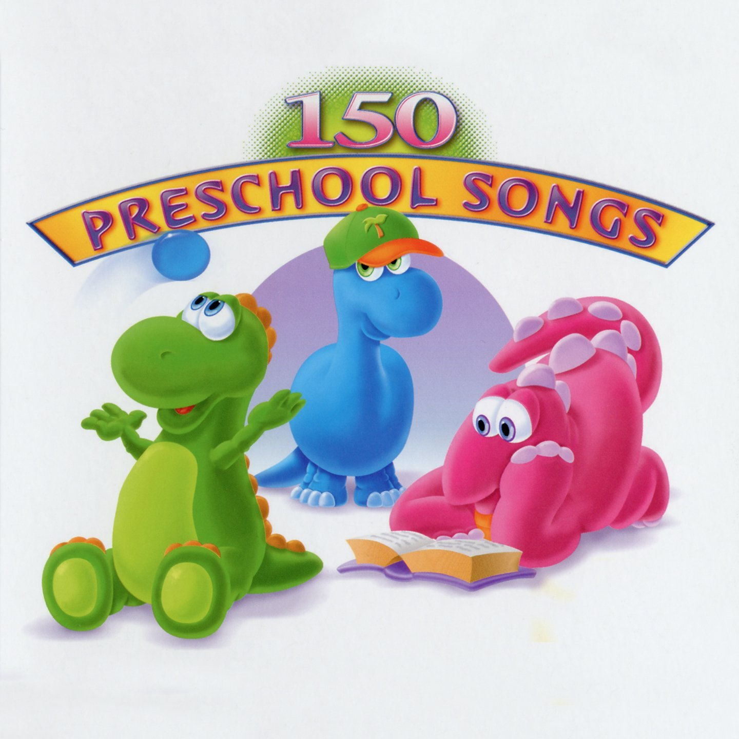 150 Preschool Songs (Digipak)